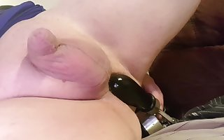 Sissy tiny cock
