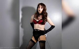 Sexy Trap Model Photoshoot Posing