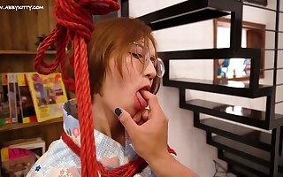 Spank and BDSM -女装大佬艾比绳缚调教